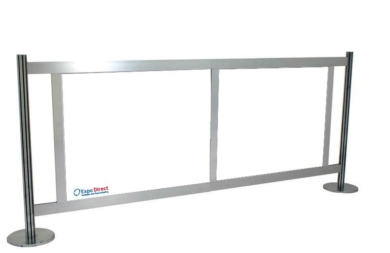 GAP Barrier Fencing - White