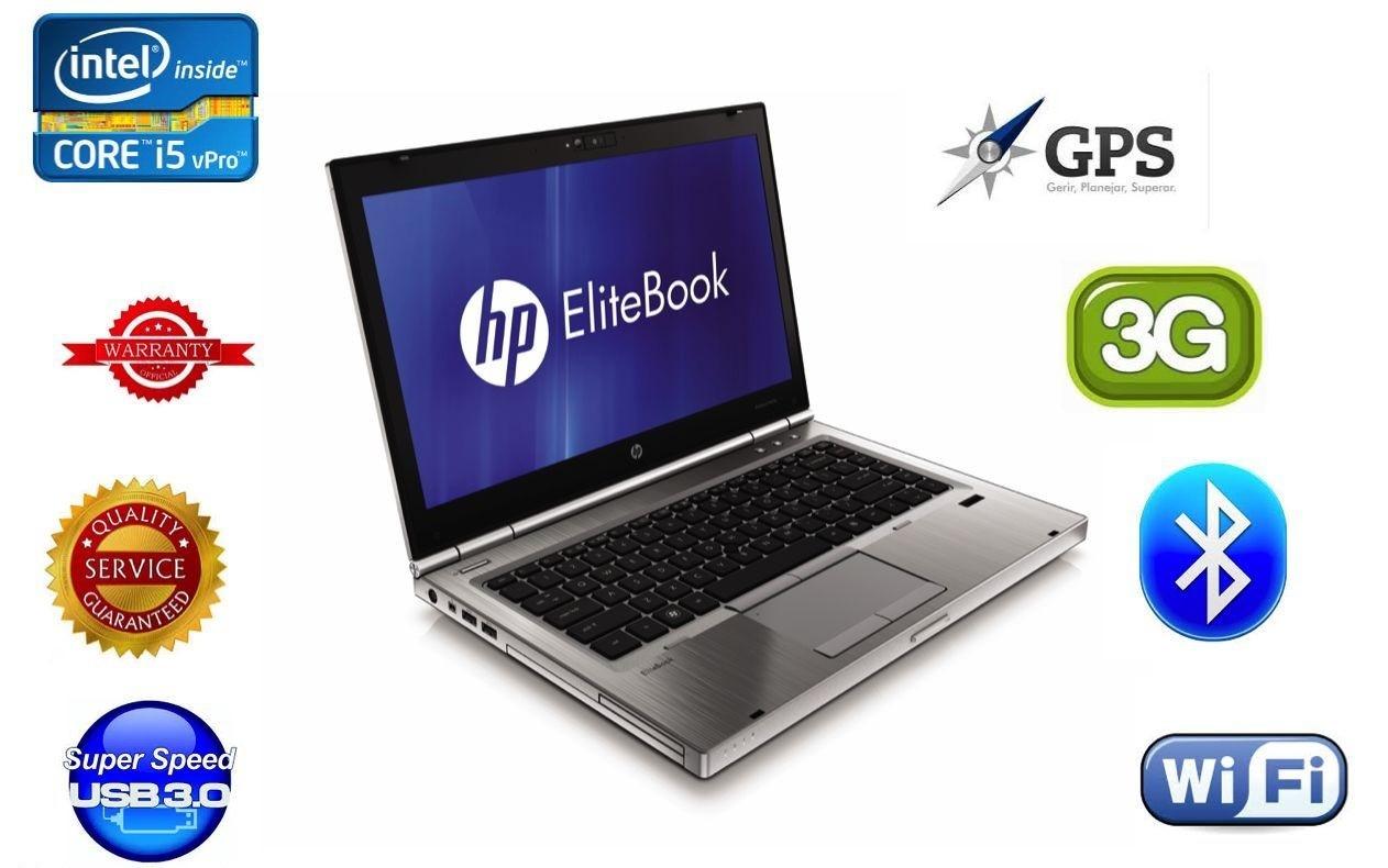 HP Elitebook Laptop Computer (Notebook)