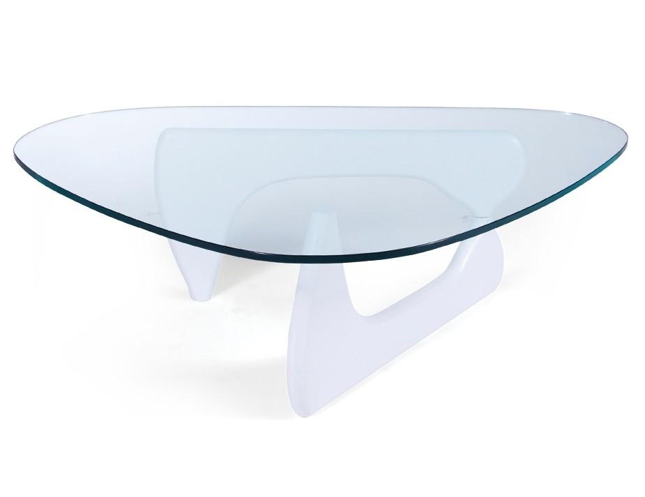 Noguchi White Coffee Table - Modern Classic Furniture