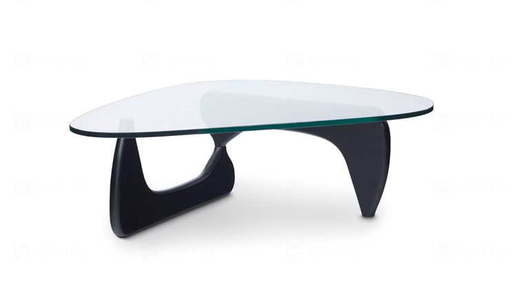 Noguchi Black Coffee Table - Modern Classic Furniture