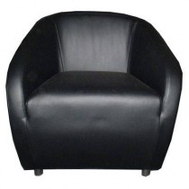 Euro Classic Arm Chair - black