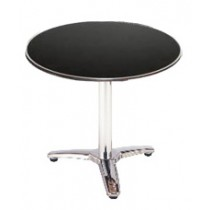 Bronte Table - Round Shaped - Black