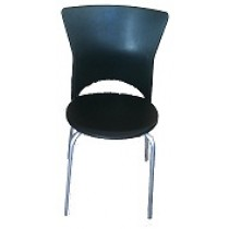 Fineline Chair - Black