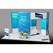 The Ambassador 6m x 6m Stand