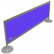 Barrier Fencing - Blue