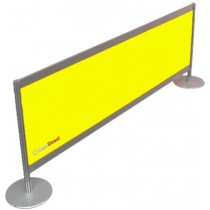 Barrier Fencing - Yellow