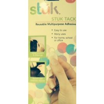 STUCK TACK - Reusable Multipurpose Adhesive