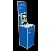 Mobile Phone Charging Station Kiosk