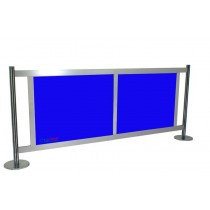 GAP Barrier Fencing - Blue