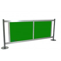 GAP Barrier Fencing - Green