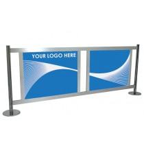 Digital Print for Barrier Fencing