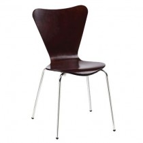 Timber Bronte Chair - Chocolate
