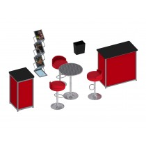Fineline Diamond PLUS Package - Red