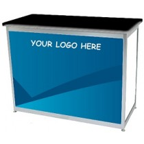 Digital Print Panel For Octanorm Rectangular lockable counter