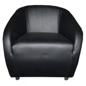 Euro Classic Arm Chair - black