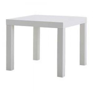 Bronte Square Coffee Table - White