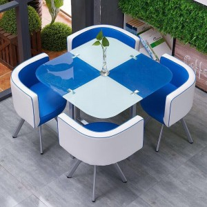 Colour style seating - Style Blue